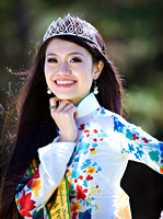 A Day at the Park with Miss Vietnam of Northern CA Intercollegiate 2011
